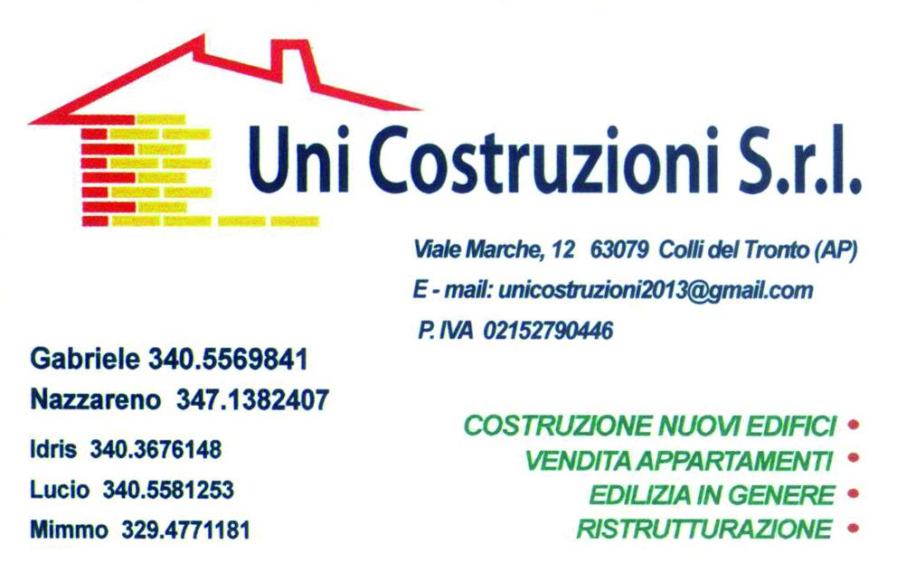 uni costruzioni